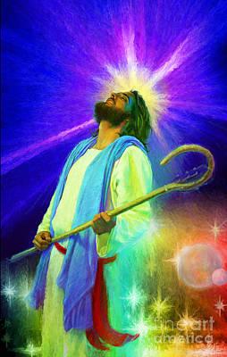 Jesus Rocks Poster