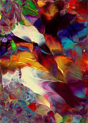 Jewel Island Poster by Nan Bilden