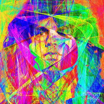 Jim Morrison 20130613 Square Poster
