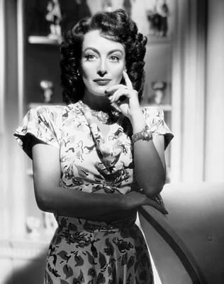 Joan Crawford, Ca. 1946 Poster