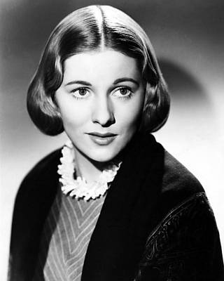 Joan Fontaine In Jane Eyre  Poster