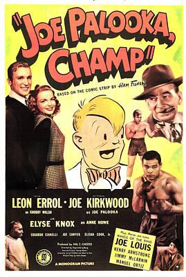 Joe Palooka, Champ Aka Joe Palooka Poster
