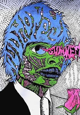 Joe The Monster Poster
