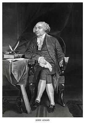 John Adams Poster by Historic Image