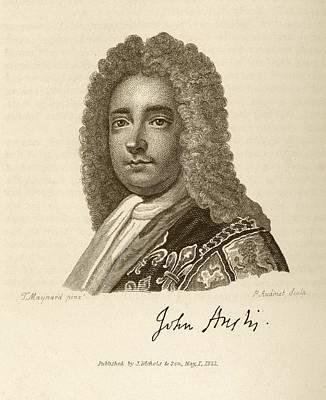 John Anstis Poster