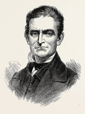 John Brown, He Was An American Abolitionist Who Believed Poster by American School
