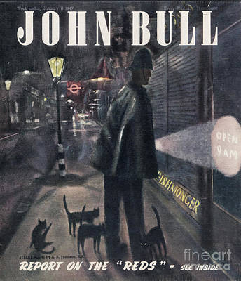 John Bull 1947 1940s Uk   Police Poster by The Advertising Archives