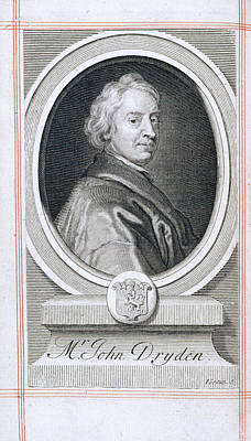 John Dryden Poster by British Library