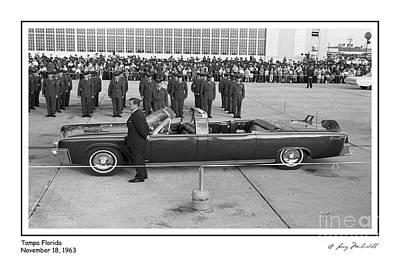 John F. Kennedy - 8 Poster