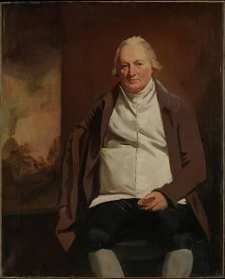 John Gray 1731-1811 Of Newholm Poster by Sir Henry Raeburn