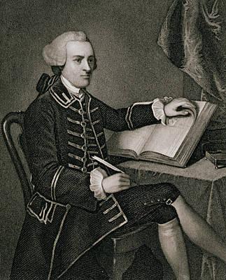 John Hancock Poster by American School