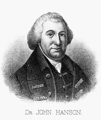 John Hanson (1721-1783) Poster by Granger