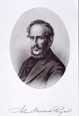 John Howard Payne Poster by British Library
