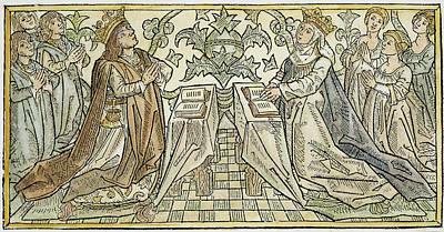 John II Of Portugal Poster