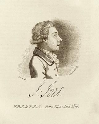 John Ives Poster