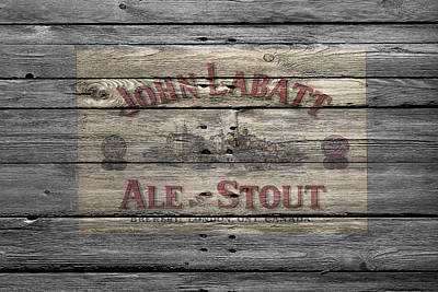 John Labatt Ale And Stout Poster