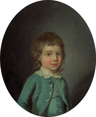 John Palmer Whalley, William Hamilton, 1751-1801 Poster