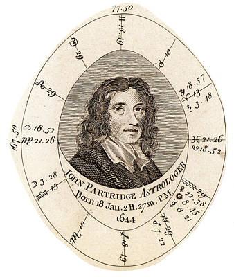 John Partridge Poster