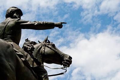 John Reynolds - Gettysburg General Poster