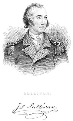 John Sullivan (1740-1795) Poster by Granger