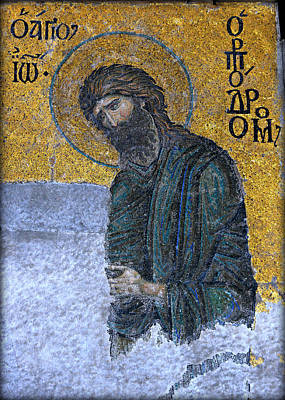 John The Baptist Poster by Stephen Stookey