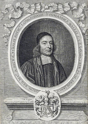 John Wallis, English Mathematician Poster by Folger Shakespeare Library