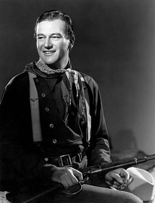 John Wayne, 1938 Poster by Everett