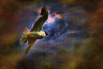 Johnathon Livingston Seagull Poster