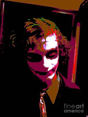 Joker 3 Poster by Alys Caviness-Gober