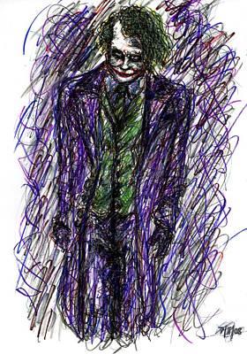 Joker - Standing Poster