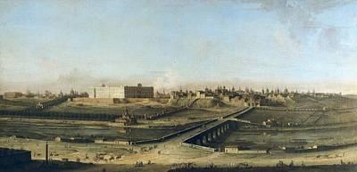 Joli De Dipi, Antonio 1700-1770. Royal Poster