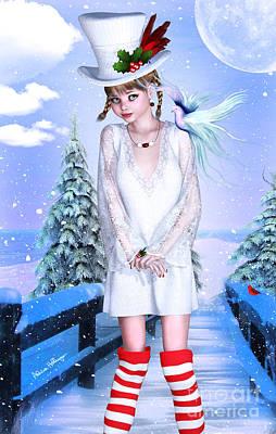 Jolly Holidays Poster