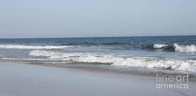 Jones Beach In March Poster