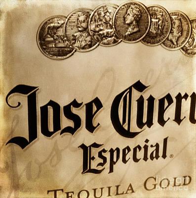 Jose Gold Poster