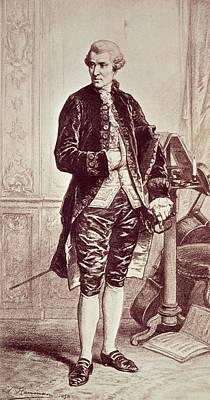 Joseph Haydn  Poster by Edouard Jean Conrad Hamman