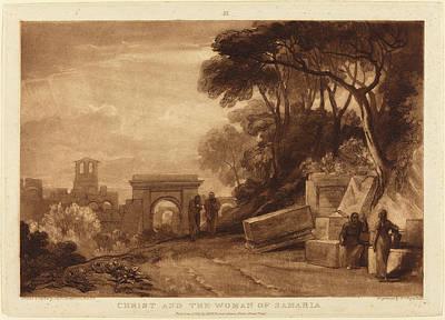 Joseph Mallord William Turner And Samuel William Reynolds Poster