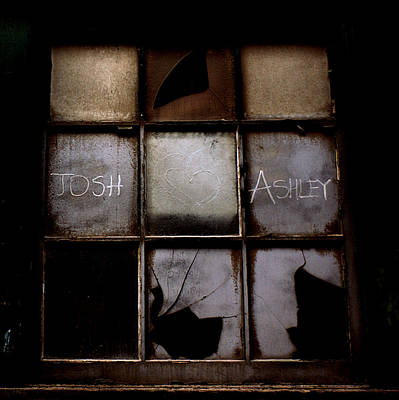 Josh And Ashley Poster