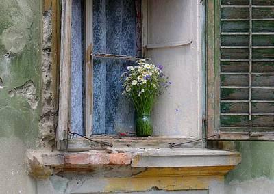 Joy In The Window Poster