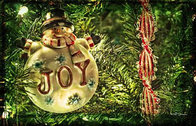 Joy Poster by Jeff Swanson