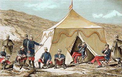Juan Prim (1814-1870 Poster by Prisma Archivo