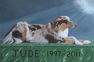Jude's Farewell Poster