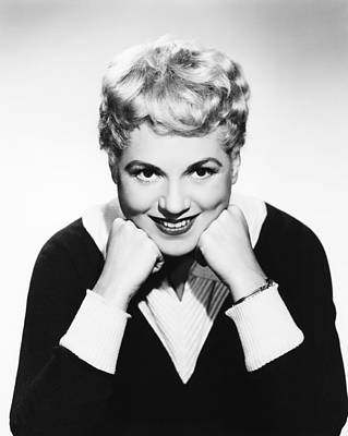 Judy Holliday, Columbia Portrait, 1954 Poster
