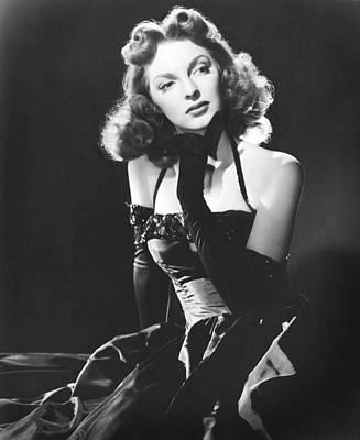 Julie London, 1950 Poster by Everett