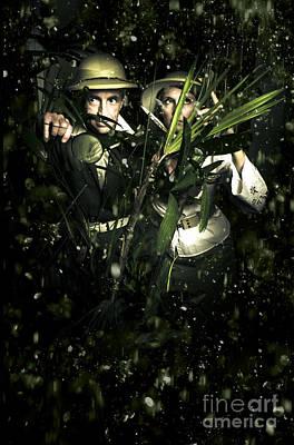Jungle Adventure Poster
