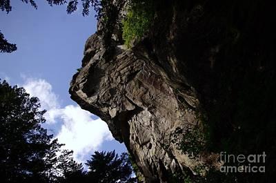 Just Below Beacon Rock Poster