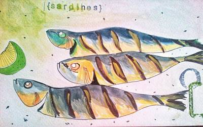 Just Sardines Poster