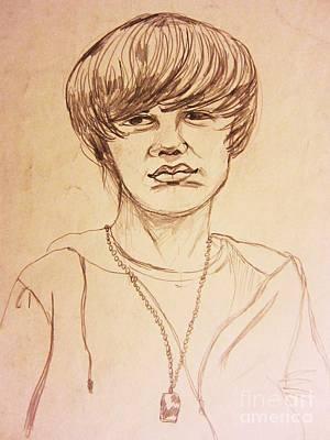 Justin Bieber 1 Poster