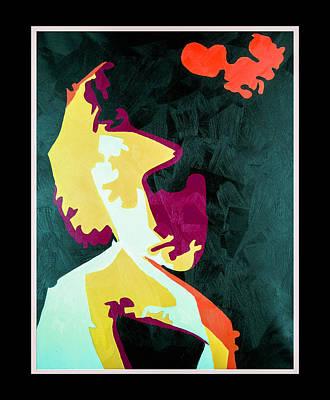 Kabuki  Poster by Richard Arfsten