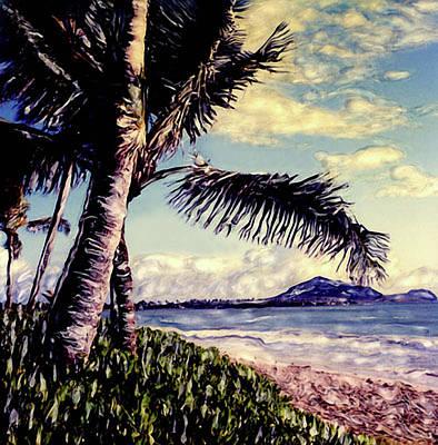 Kailua Beach 3 Poster