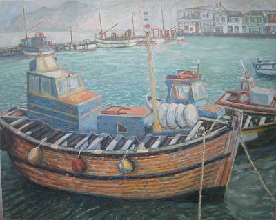 Kalk Bay Harbor Poster